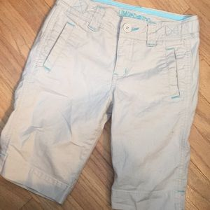 Other - Girls 10 limited khaki Bermuda shorts